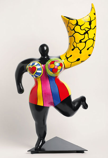 galerie iris wazzau davos switzerland representing niki de saint phalle. Black Bedroom Furniture Sets. Home Design Ideas